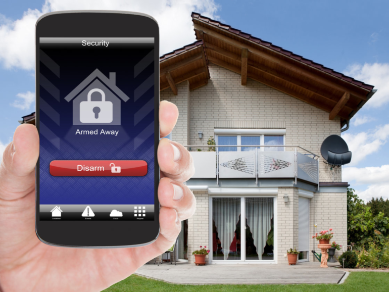 How Home Security Technology is Keeping You Safe