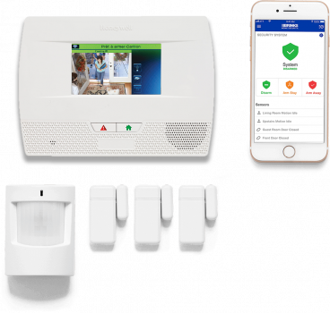Home Shield Alarm system package