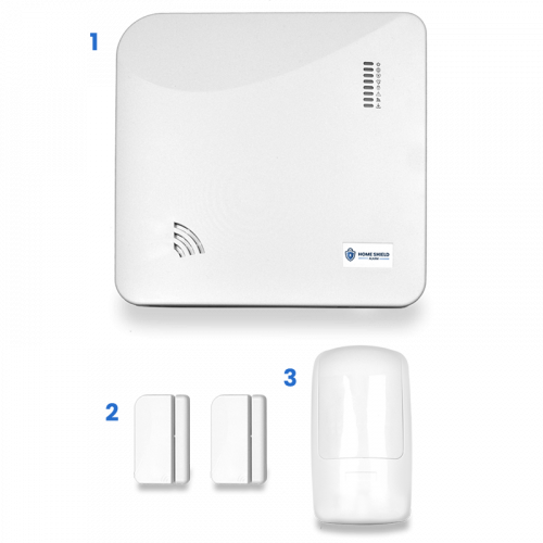 Home Shield Renters Home Security Package
