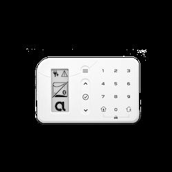 Push Button Pin Pad