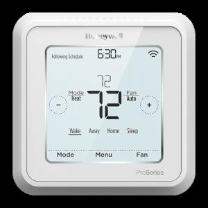 Honeywell T6 smart thermostat