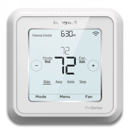 Honeywell T6 smart thermostat